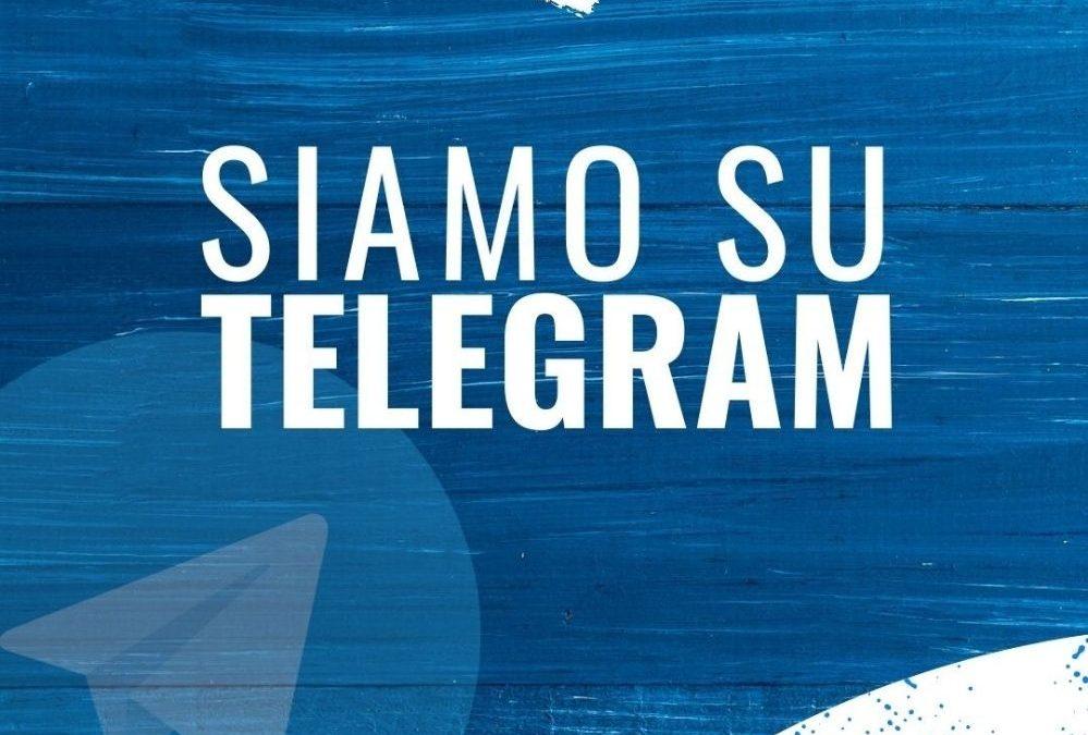 E' ARRIVATO IL CANALE TELEGRAM DI SPAZIO IRIS
